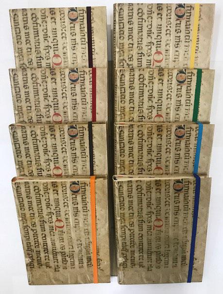 Agenda 2021 ‒ Agende annuali della Biblioteca Apostolica Vaticana ‒ (piccola 12 x 17 cm).