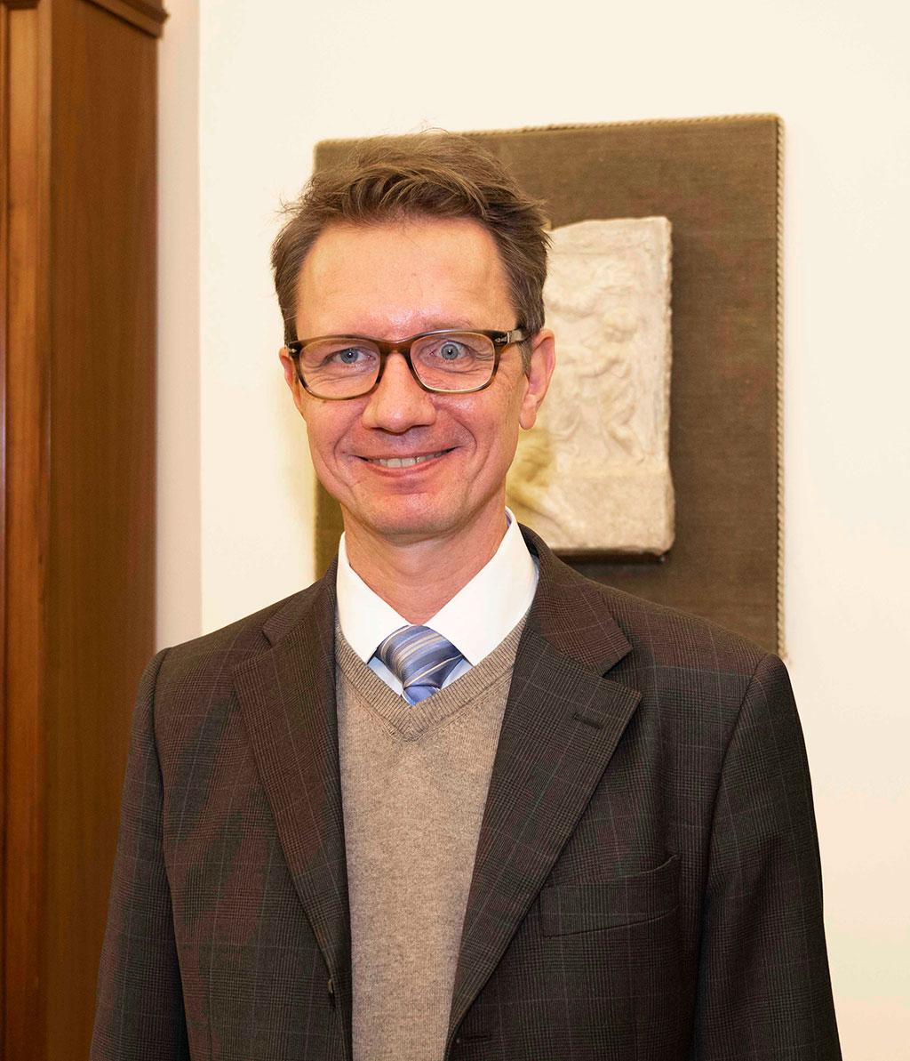 Vice prefetto Dott. Timothy Janz